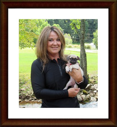 Two lovely ladies, Lynn and Augusta - Fawn Pug Puppies | Don't accept your dog's admiration as conclusive evidence that you are wonderful.
