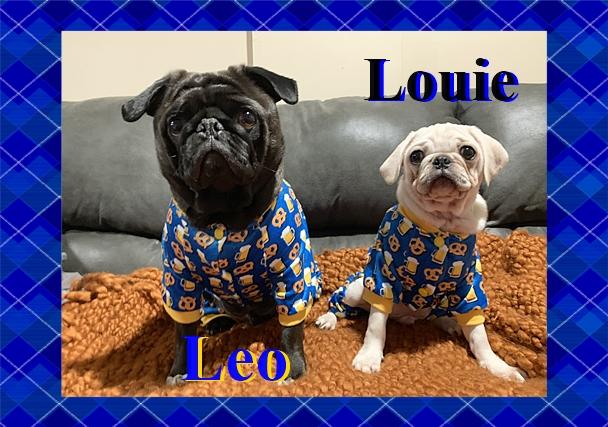 Leo and Louie
