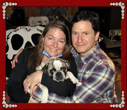 Lucy has found her home in heaven with Ame & Chris - Multiple Color Pugs Puppies | Dogs love their friends and bite their enemies, quite unlike people, who are incapable of pure love and always mix love and hate.