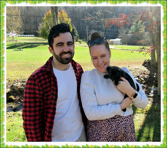 Mai is going home with Max & Amy to live in GA