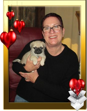 Malcolm's new mom has promised to spoil him! - Fawn Pug Puppies   Do not make the mistake of treating your dogs like humans or they will treat you like dogs.