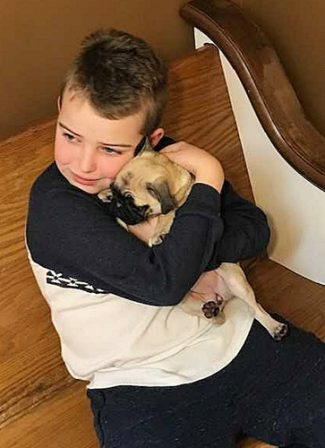I really love my pug puppy! - Fawn Pug Puppies   My goal in life is to be as good of a person my dog already thinks I am.