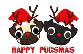 Yes, Happy Pugsmas